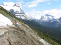 Glacier National Park - Going to the Sun Road Survey